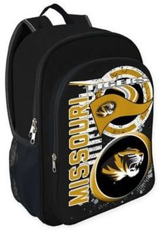 NCAA University of Mississippi Accelerator Backpack Missouri Tigers 0cab165dd68c8
