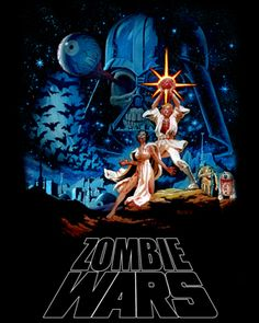 Star Wars / Zombie Wars