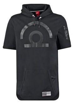 Nike Sportswear PIVOT - Kapuzenpullover - black - Zalando.de