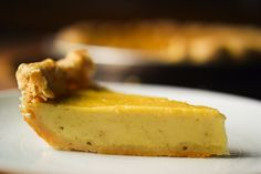 NYT Cooking: Nutmeg-Maple Cream Pie
