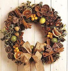 adventní věnce 2014 - Hledat Googlem Nordic Christmas, Rustic Christmas, Christmas Holidays, Modern Christmas, Fall Wreaths, Christmas Wreaths, Christmas Ornaments, Advent Wreaths, Reindeer Christmas