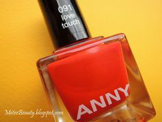 Meteo Beauty: Review: Anny Nail Polish in Love Touch (091)