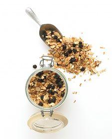 Blueberry-Almond Granola