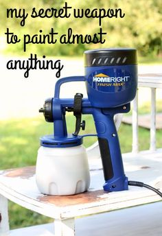 how to paint almost anything