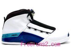 low priced 68188 485cb Nike Free Free Nike Free Run Free Run 2 Store Air Jordan 17 Original White  Coolege Blue Black Cheap New Jordans Shoes  Half off Shoes - Air Jordan 17  ...