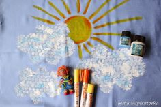 Farby do tkanin PlayColor Textil i Nechau Textile Art.