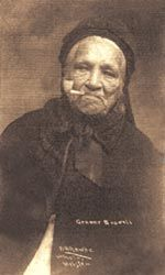 Granny Boswell 1813-1906 Cornwall's Witch Heritage    An extract from the revised edition of 'Traditional Witchcraft - A Cornish Book of Ways'   by Gemma Gary