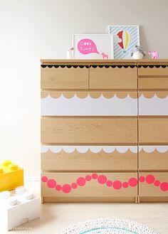 DIY: Malm Dresser by IKEA | Flickr - Photo Sharing!