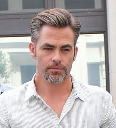 Need a masculine way to flatter your face? These 30 goatee beard and mustache goatee looks offer up classic men's facial hair styles to fit any face shape. Goatee Beard, Mens Facial, Beard Styles For Men, Hair And Beard Styles, Short Hair Styles, Men's Goatee Styles, Haircut Styles, Long Goatee, Beard Styles