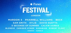 iTunes Festival will return this September for its eighth year at Camden's Roundhouse. The 30 night festival of free music will see the likes Pharrell Williams, Calvin Harris and Kasabian play at the North London venue. Last year's event saw Arctic Monkeys, Lady Gaga and Justin Timberlake perform at the intimate venue to a small […]