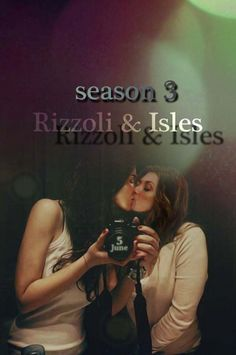 rizzoli and isles fan art | Rizzles~ - rizzoli-and-isles-shippers Fan Art