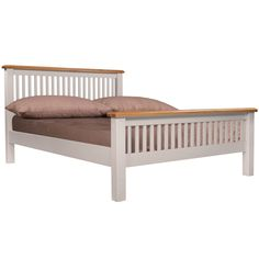 The Moya Electric Adjustable Bed-Slatted is a Slatted Bed(Straight), and is finished in a Semi Gloss Silent Grey with Solid Oak Bevelled Tops.