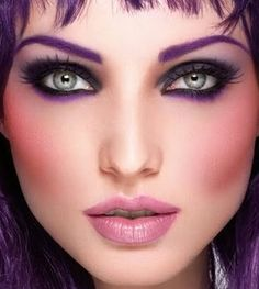 Bold Makeup Ideas   ... bold makeup inspiration look no further here s thirty gorgeous makeup