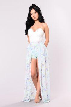 Morning Secrets Dress - Multi Floral