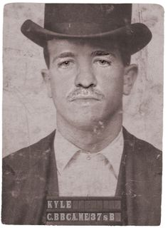 If I got arrested in 1864 #NYC, this would be my #mugshot. http://c.bbca.me/37sB Try the app yourself (via @CopperTV and @BBCAmerica)