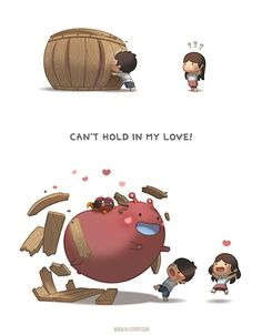Love is - HJ Story