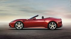 """Ferrari's California T made its Chinese debut at the Beijing Auto Show with the revolutionary V8 turbo engine which promises """"the performanc..."""