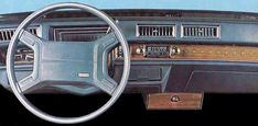 1974 Cadillac, Buick and Oldsmobile: First airbags - nowadays, it would be insane to drive a car without airbags