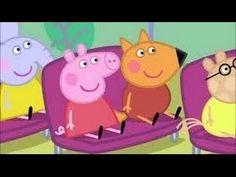 Peppa Pig Español Es agradable ir a la escuela pappa pig capitulos completos - YouTube