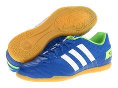 Adidas Freefootball Top Sala Indoor Soccer Shoes Blue Electricity