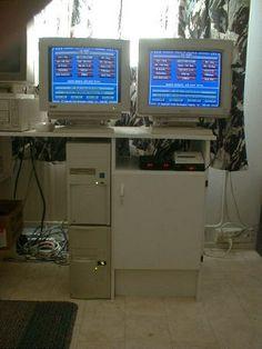 Larp, Monitor, Electronics, Consumer Electronics