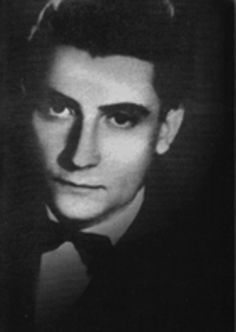 Branko Miljković (Serbian Cyrillic: Бранко Миљковић) (January 29, 1934, Niš – February 12, 1961, Zagreb) was an iconic Serbian poet. He was best known across Yugoslavia and the Soviet bloc for his influential writings.