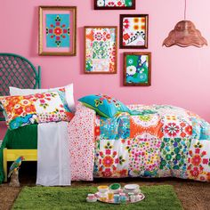 Ivy | Quilt Covers and Accessories | Bedroom | Categories
