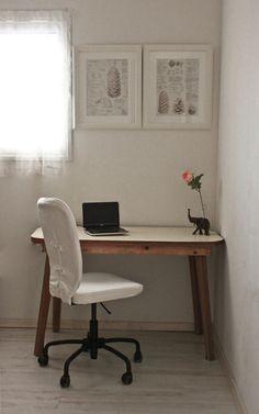 En el rincón #workspace #escritorio #desk