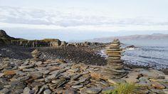 Schottland-Tipp Easdale: Stone Skimming auf der Mini-Hebrideninsel
