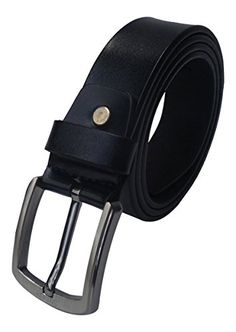 Streeze 34mm Mens Real Leather Belt. Genuine Leather Belt in gift box.  Amazon. 98335a55a68