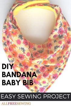 nice This Bandana Bib Tutorial will show you how to make baby bibs from microfleece-backed cotton or cotton jersey. medianet_width = medianet_height = medianet_crid = medianet_versionId = (function() { var isSSL = 'https:' ==.Everyone loves bandana bibs b Baby Boys, Bandana Bib Pattern, Diy Baby Bib Bandana, Baby Bib Tutorial, Baby Sewing Projects, Sewing Tips, Sewing Hacks, Sewing Crafts, Sewing Ideas