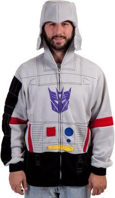 46a1c996082e Megatron Costume Hoodie