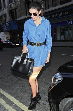 Kendall Jenner's style is effortless.