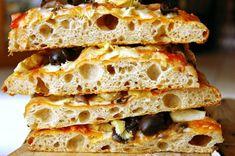 Pizza al farro integrale