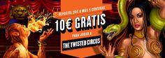 el forero jrvm y todos los bonos de deportes: luckia deposita 20 euros o mas y 10 euros gratis s...