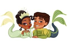 Disney Movie Characters, Disney Movies, Fictional Characters, Frog Princess, Disney Princess, Brothers Grimm Fairy Tales, Tiana And Naveen, Disney Pictures, Disney Pics