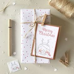 Christmas Card   Christmas packaging