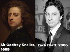 Is Zach Braff A Time Traveler?