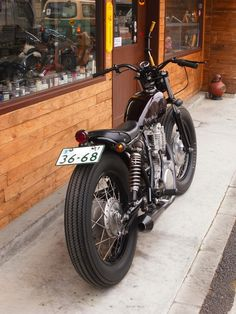More sweet bikes from the one and only Brat Style Bobber Bikes, Cafe Racer Bikes, Cool Motorcycles, Vintage Motorcycles, Triumph Bikes, Arch Motorcycle, Tracker Motorcycle, Motorcycle Camping, Bultaco Mercurio