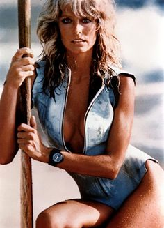 Farrah Fawcett is listed (or ranked) 3 on the list The Hottest Babes of the Maureen O'sullivan, Jacqueline Bisset, Audrey Tautou, Veronica Lake, Louise Brooks, Goldie Hawn, Farrah Fawcett, Raquel Welch, Corpus Christi
