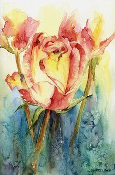 beautiful watercolors