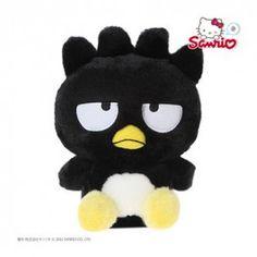 Sanrio Hello Kitty Plush Toy - Badtzmaru