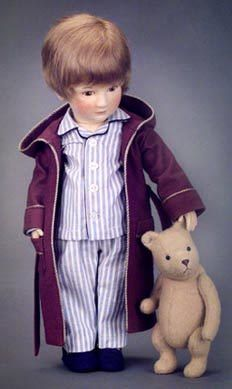 R. JOHN WRIGHT'S BEDTIME CHRISTOPHER ROBIN WITH POOH on ebay