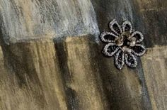 Silver Patella Moth, Insects, Miniature, Silver, Painting, Painting Art, Miniatures, Paintings, Painted Canvas