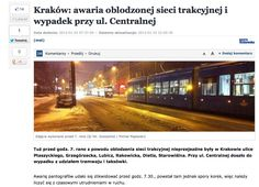 Another Scoopshot newsphoto in Gazeta Krakowska!