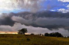 Clearing Storm near Batesville, Arkansas