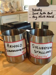 clever tip jar idea! from Magpie Cafe in BR, La.