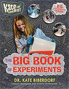 Kate the Chemist: The Big Book of Experiments: Biberdorf, Kate: 9780593116166: Amazon.com: Books