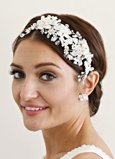 Crystal Headband - Blythe