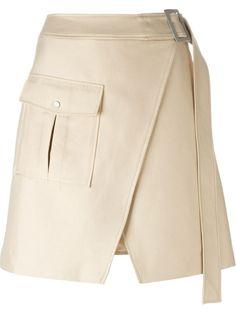 サファリスタイル フレアスカート | レディース - スカート - ミニ | 海外通販ならLASO(ラソ)